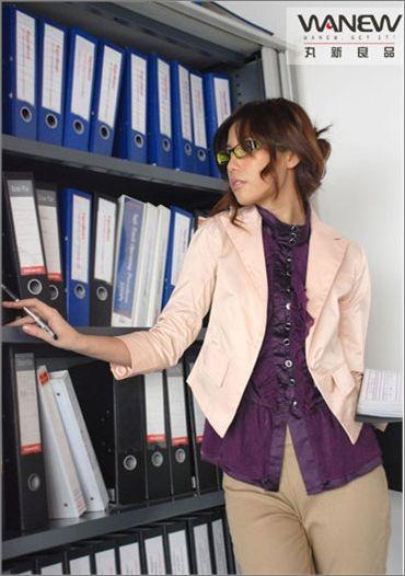 秋季时尚小外套 上班下班都能穿